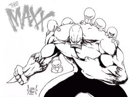 The Maxx by DW-DeathWisH