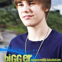 Justin is Bigger by NowYouAreMyLife