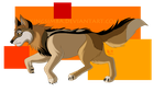 Unnamed Wolf by KingSimba