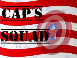 Cap's Squad by BlindAcolyte