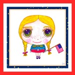 Lil American Patriot by fmr0