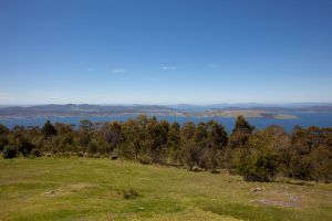 View from top of Mt Nelson by KittenKiss