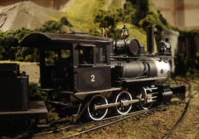 No Time To Explain Get in the Locomotive by Eddie-Sand