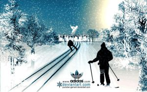 Adidas Snow by Punisher-gamam