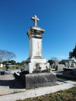Cemetery 1 by blacklacestock