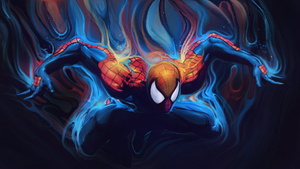 [SMUDGE] Spidey by ParaNoia61193