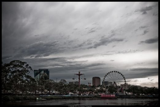 Stormy Melbourne 3 by l32