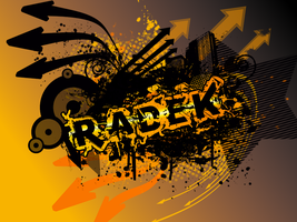 Radek Vector by RAD-Master-PL