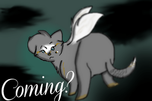 Coming? (I request a critique) by Sia-Kitty