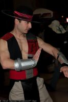My Kung Lao by medeasin