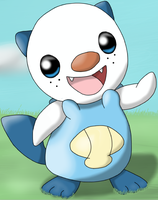Cute Oshawott is cute by SirNorm