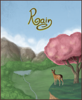 Cover comic Rain by Kashouni