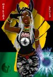 Afrocentric Storm #9 - Jack Lewis Collab by VGHopkinsJR
