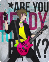 Are you ready to rock? by NeonRemix