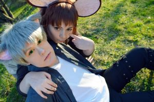 Tom and Jerry Cosplay 3 by mojs