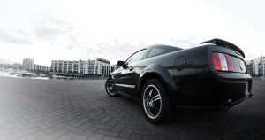 Ford Mustang 07 by ShagStyle