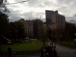Boston Trip - Beginning of the Trail by Spooneh21