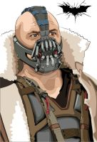 Bane by predator-fan