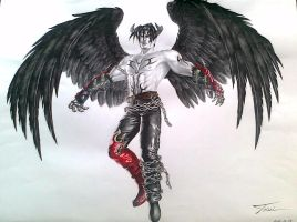 Tekken Tag Tournament 2 Devil Jin by Trix92
