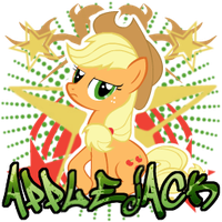 Applejack spray V2 by ThaddeusC
