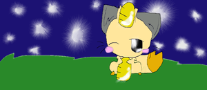 OLD Meowth Drawing by SilenceScreamsTruth
