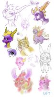 Tiny Spyro dump by xNIR0x