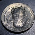 Counter stamped coins by Shaun Hughes by shaun750