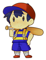 ness by 9aia