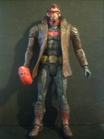 Arkham City Red Hood by JohnnyXII