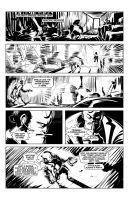Hellboy and the Demon Core sample Page 1 by BrianLee88