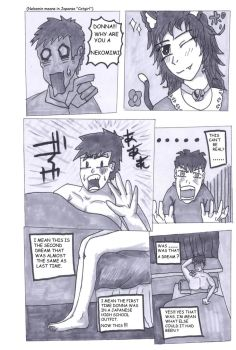 my first manga comic page 3 by sjbrown15