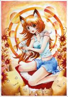 kitty lover by lovel3erry