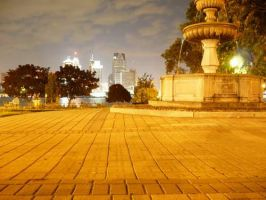 Windsor Fountain by x-Nocturnal-x