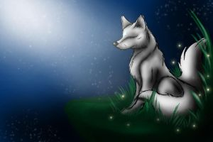 Izume of the night by IfreakenLoveDrawing