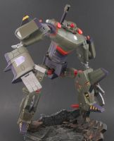Cybertron Mode Lugnut by Shinobitron