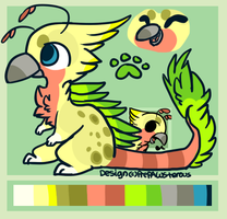 :Designs for Sale(closed): by PrePAWSterous
