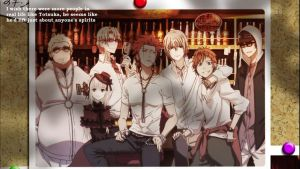 K Project Confession: Totsuka by n-trace