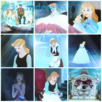 Cinderella collage by SweetHea