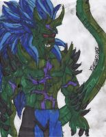 Belial newest design by ChahlesXavier