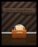 Wooden Stack icon by tomeqq