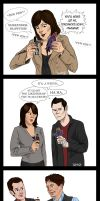Torchwood Action Figures by Mad-Hattie