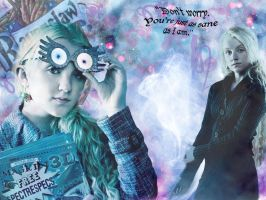 Luna Lovegood by Kittykorner