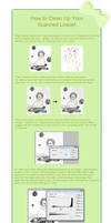 TUTORIAL- Cleaning up Scans by Lorsi
