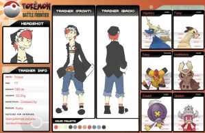 UBF Trainer Tristan by mariot4747