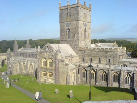 St David's Cathedral by FlakeFox