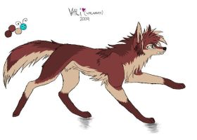 $Vali's Reff$ by RunningWolfSoul