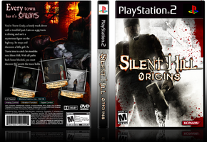 Silent Hill Origins by SonicSpeeder18