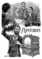Apitoxin - frontispiece by indy1725