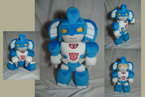 IDW Mirage plush by PlanetPlush