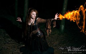 Sorceress II by TatharielCreations